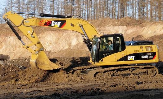 Zemní, stavební a jeřábnické práce, demolice, těžba nerostů - služby od firmy s tradicí od roku 1991