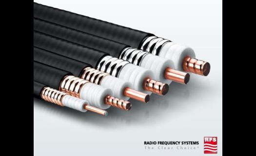 CELLFLEX – koaxiální kabely vysoké kvality
