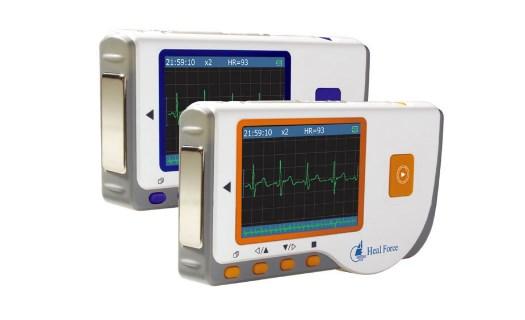 Lékařské přístroje Praha, prodej a servis lékařských přístrojů, monitory životních funkcí a EKG