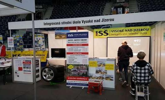 Integrovaná střední škola, Vysoké nad Jizerou, maturitní a učební obory, operátor - logistik
