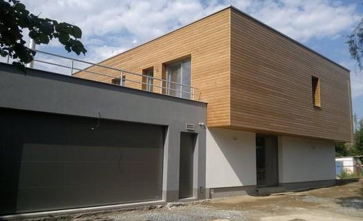 Nízkoenergetické, pasivní rodinné domy, zděné roubenky Benešov, tepelné izolace, rekuperace