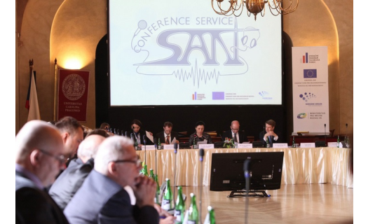 Specialisté na velké akce - catering Praha - pořádání akcí se vším všudy, to je SAN SERVICE.
