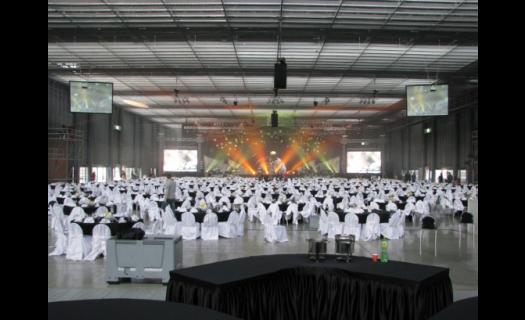 Profesionální konference zajistí SAN SERVICE