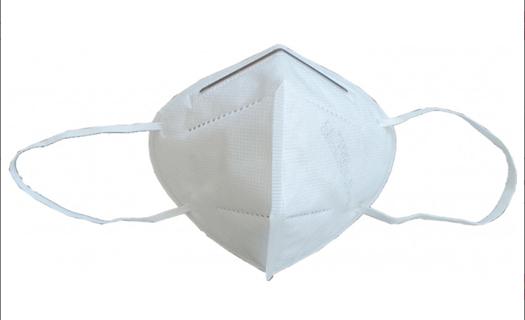 3D nano obličejový respirátor STARBUSS KN95, účinnost zachycení nežádoucích látek až 99%