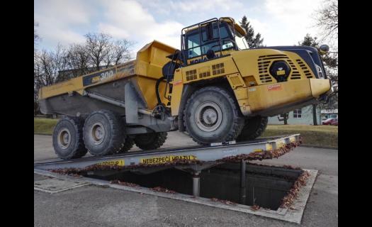 Státní zkušebna strojů a.s. se stala členem Těžební unie