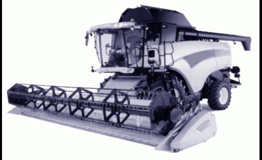 Schvalování zemědělské a stavební techniky – také přímo u zákazníka