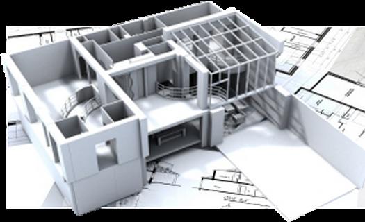 Projekční kancelář, architektonický návrh a projektová dokumentace