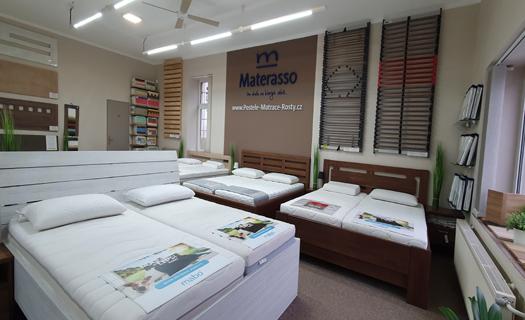 Postele, rošty a matrace pro zdraví a kvalitní spánek