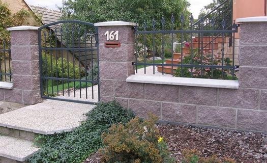 Kovovýroba, ploty, brány, branky a kované díly