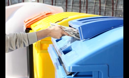 Třídění odpadu je pro 73% Čechů běžná záležitost