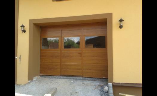 Kvalitní garážové vrata a brány z Opavy