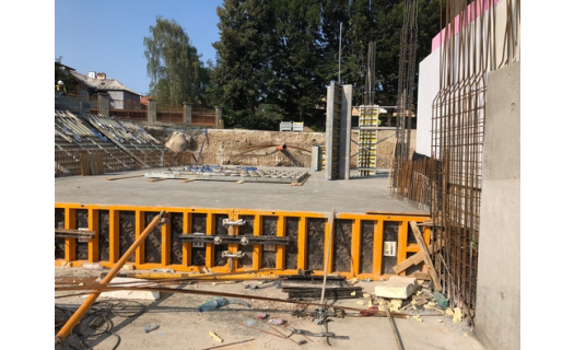 Stavební práce, zajištění odborných pracovníků na stavby