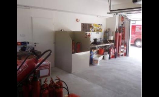 prodej hasicí techniky