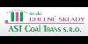 KAUCKÝ UHELNÉ SKLADY - AST Coal Trans s.r.o.