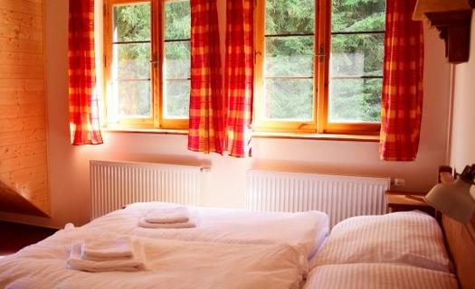 Ubytování na Šumavě, ideální pro zimní i letní dovolenou