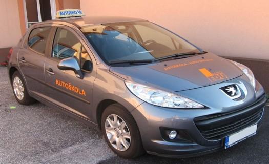 Služby autoškoly