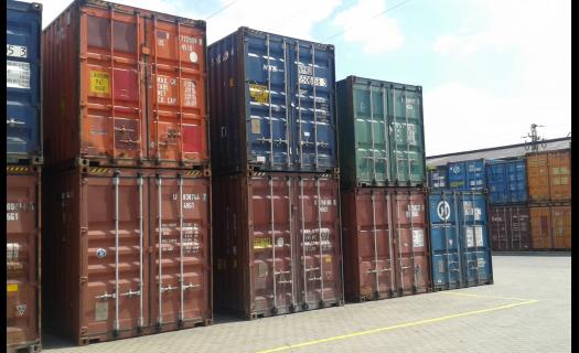 Použité námořní kontejnery – výhodný prodej nebo pronájem