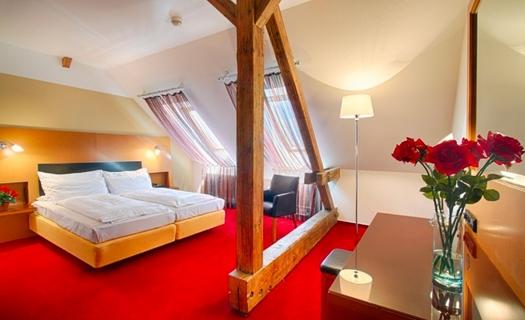 Hotelový řetězec, stylové hotely v centru Prahy