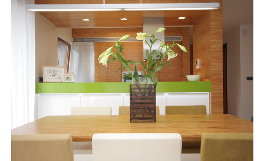 Návrh a realizace interiérů od architektonického projektu až po konečné předání