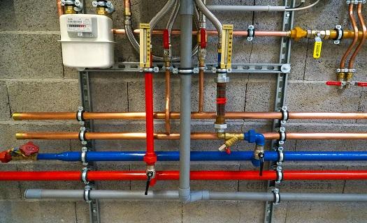 Instalatérské práce Vsetín, rozvody vody, instalace ústředního topení, montáže plynových kotlů