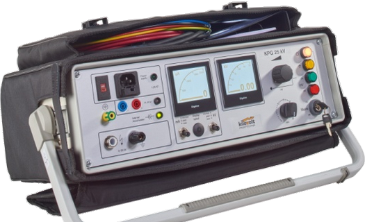 Měřící, testovací a diagnostické systémy pro energetiku a průmysl