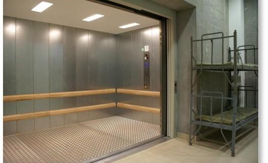 Dodávky ekologických výtahů Brno, osobní, nákladní a lůžkové výtahy, autovýtahy, plošiny