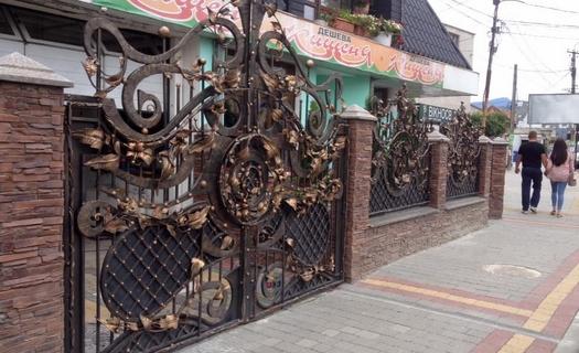 Umělecké kovářství, zakázková výroba originálních prvků