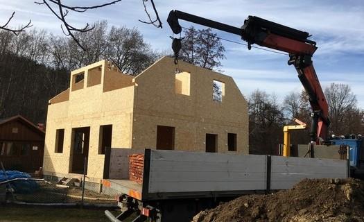 Dřevostavby, nízkoenergetické a pasivní domy na klíč Prachatice, vizualizace Vašeho domu