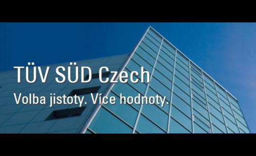 TÜV SÜD Czech s.r.o.: Nezávislé ověřování a certifikace