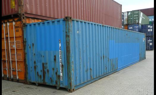 Vyřazené námořní kontejnery prodej Praha – ihned k odběru