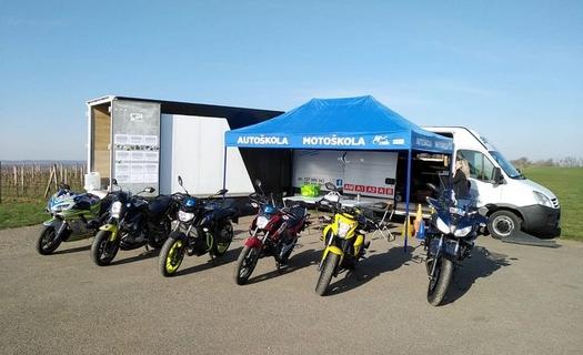 Řidičské oprávnění na motorku i auto v Jihomoravském kraji