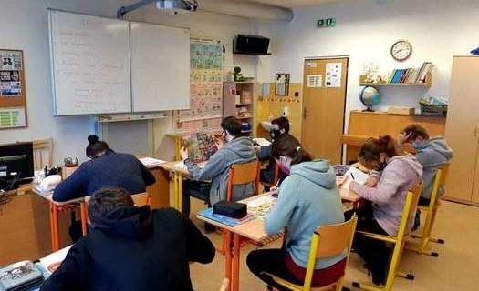 Střední škola a základní škola Žamberk, vzdělání žáků se speciálními vzdělávacími potřebami