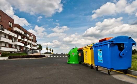 Třídění a recyklace obalových odpadů