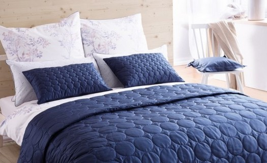 Luxusní plédy a přehozy na postel Příbram, různé velikosti na manželské postele, dvou i jednolůžka