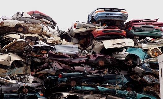 Autovrakoviště, prodej náhradních dílů Karviná, ekologická likvidace silničních vozidel a motocyklů