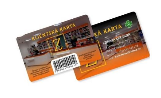 Klientská karta do lékárny Chotěboř, získejte slevu pomocí načtených bodů za nákup, využívání výhod