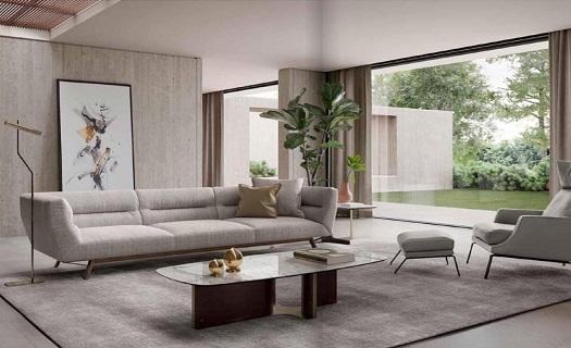 Ložnice - designové masivní postele z Itálie