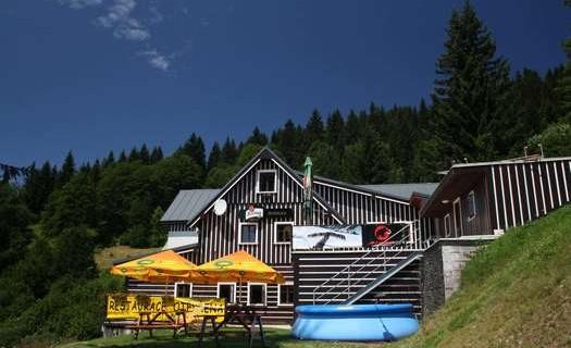 Horská chata Skácelka Rokytnice nad Jizerou, ubytování pro lyžaře a pro pěší turistiku