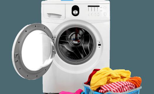 Velkokapacitní praní prádla – průmyslová prádelna