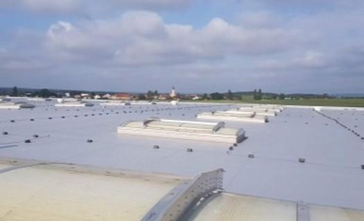 Realizace plochých a šikmých střech Vysoké Mýto, zateplení, izolace, bezpečnostní systémy