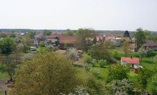 Obec Hradištko - Kersko okres Nymburk, nová Naučná stezka Bohumila Hrabala v Kersku