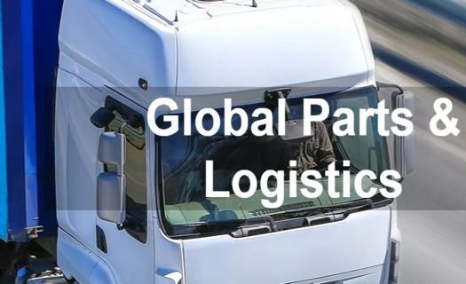 Globální díly a logistika