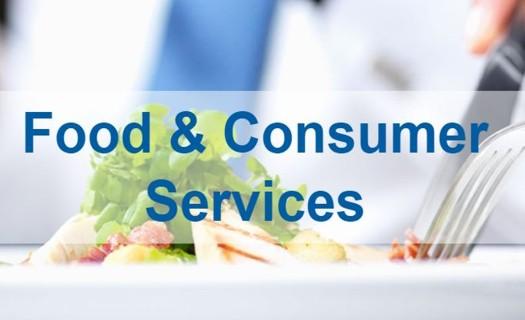 Spotřební zboží - potraviny a spotřebitelské zboží