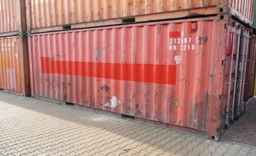 Metrans lodní kontejnery na pronájem