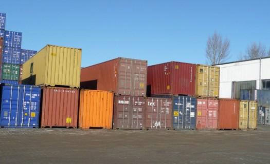 Lodní kontejnery pronájem Metrans