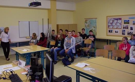 Gymnázium Stříbro, škola umožňujícím optimální a všestranný rozvoj žáků