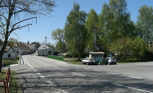 Obec Hrejkovice jižní Čechy, roubené stavby se selskými štíty, hrad Zvíkov, zámek Orlík nad Vltavou