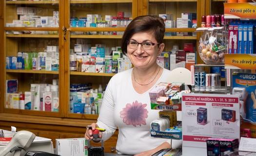 Lékárna u Anděla, Zruč nad Sázavou, prodej a výdej léků bez receptu, na předpis, konzultace