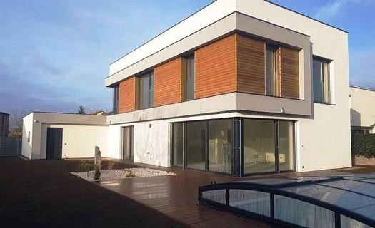 Stavby pasivních domů, nízkoenergetických domů a zděných roubenek Benešov