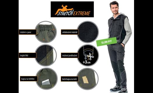 Pracovní oděvy ISSA s inovativním designem.